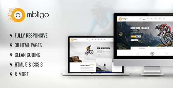 Ombligo Shop – Multi Concept Motor & Cycle HTML Template